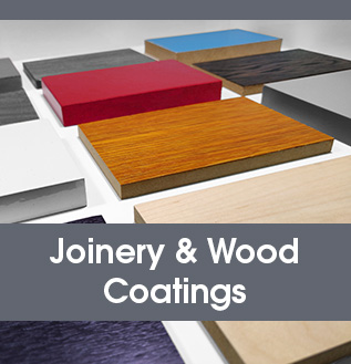 Joinery & Wood Coatings