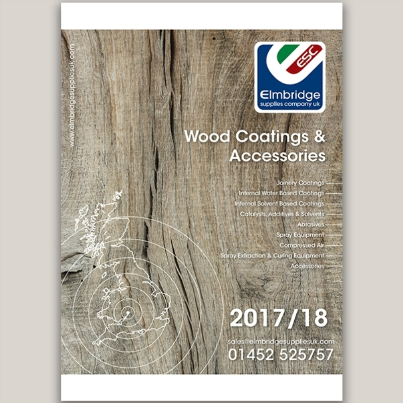 Elmbridge News | New Wood Coatings Catalogue hot off the press!