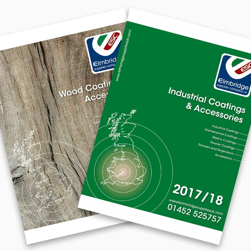 Elmbridge News | New Industrial Coatings Catalogue Now Available