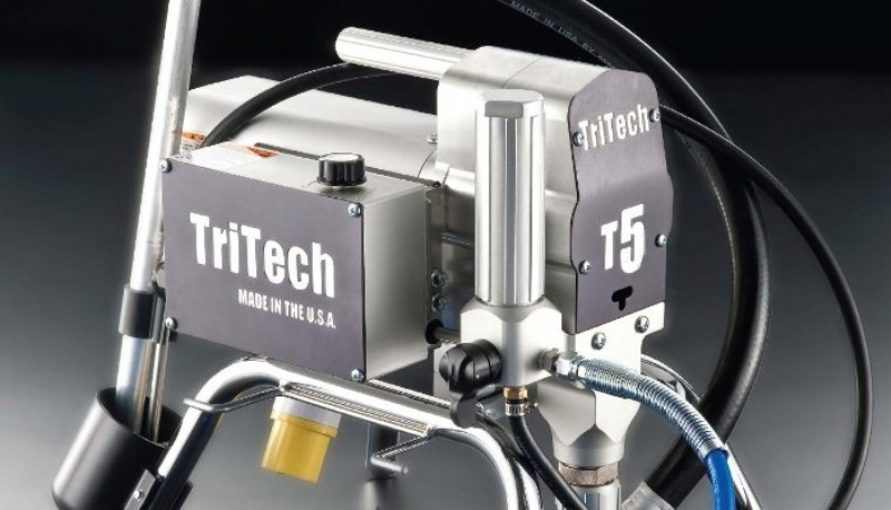Elmbridge News | TriTech - The best electric airless sprayers