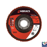 Abracs Expert 115mm Ceramic Flap Discs