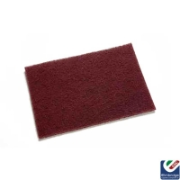 3M Scotch-Brite™ Hand Pad 7447, General Purpose, Maroon