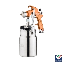 DeVilbiss Advance HD Compliant Spray Gun Range, Trans-Tech - Suction Feed