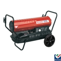 Space Warmer Paraffin/Kerosene/Diesel Heater with Wheels