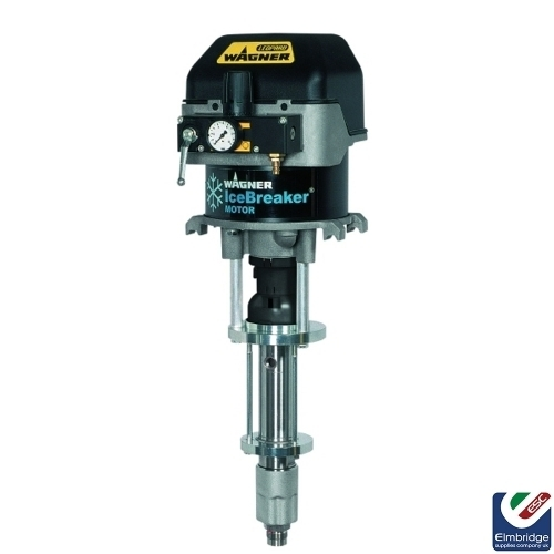 Wagner Leopard Pneumatic Air Assisted Airless Sprayer