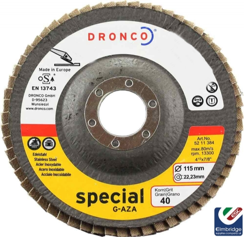 Dronco Attack  Grinding Disc