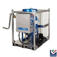 Graco EcoQuip 2 EQs2 Elite Abrasive Blasting Skid Unit