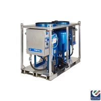 Graco EcoQuip 2 EQs Elite Abrasive Blasting Skid Unit