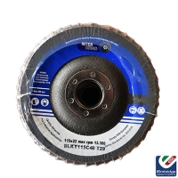 Inter Grind 115mm Ceramic Flap Discs