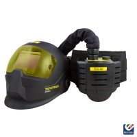 ESAB Sentinel A50 Air Fed Welding Helmet with Eco Air Unit Package