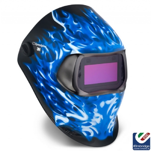 3M Speedglas 100 Series Welding Helmets   Ice Hot