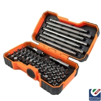 Bahco 54 Piece Bit Set 560-59/S54B