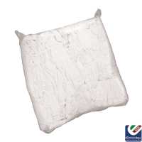 White Cotton Sheet - Lint Free