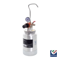 Heavy Duty Paint Pressure Pot - 2Ltr, CE Approved
