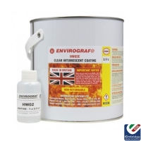Envirograf HW02/E Clear Intumescent Coating