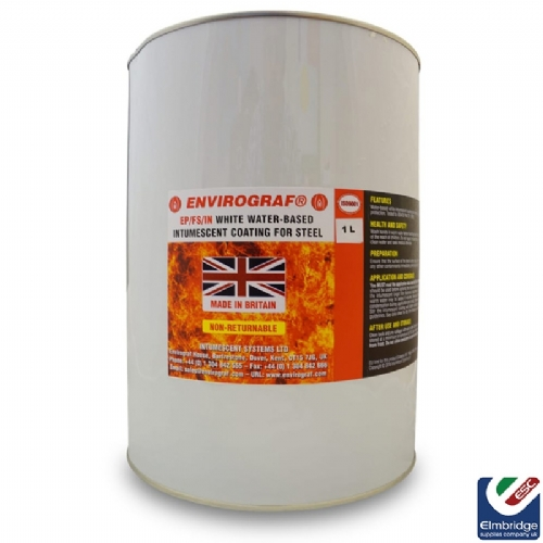 Envirograf EP/FS/IN Intumescent Steel Coating