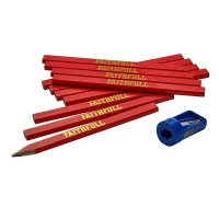 Faithfull Medium Carpenter's Pencils Set