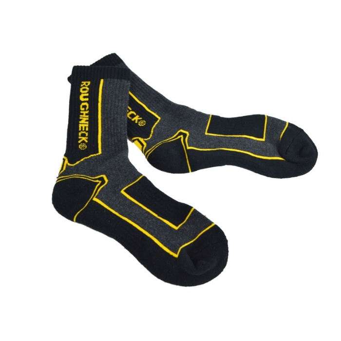 Roughneck Socks (Twin Pack)