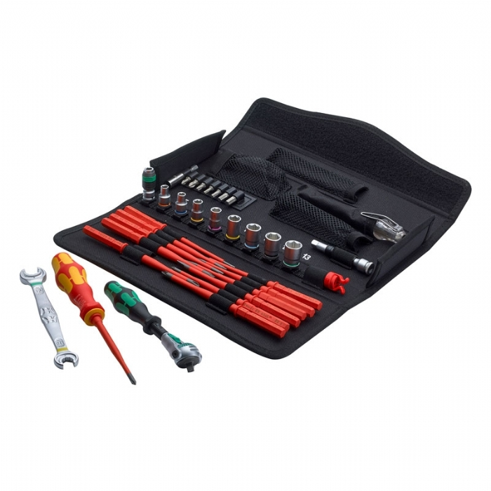 Wera KK W1 Maintenance Kit, 35 Piece