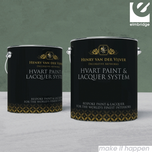 HV'Art Crystal Lacquer 'Mineral Sheen-00'