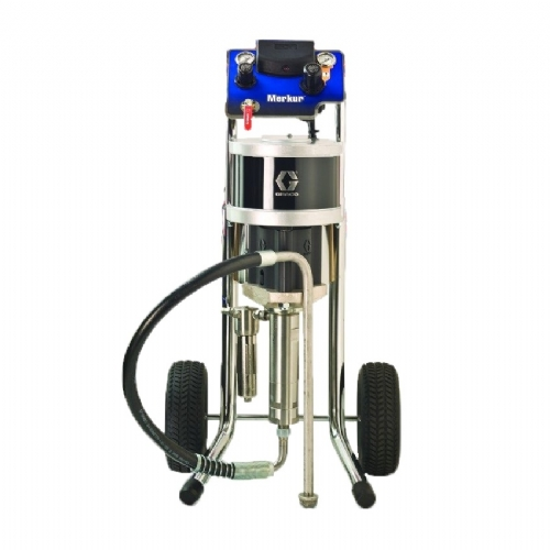 Graco Merkur 45:1 3.0 Ipm (0.8 gpm) Air Assisted Spray Pump Package