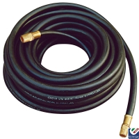 Black Rubber Air Hose Assembly