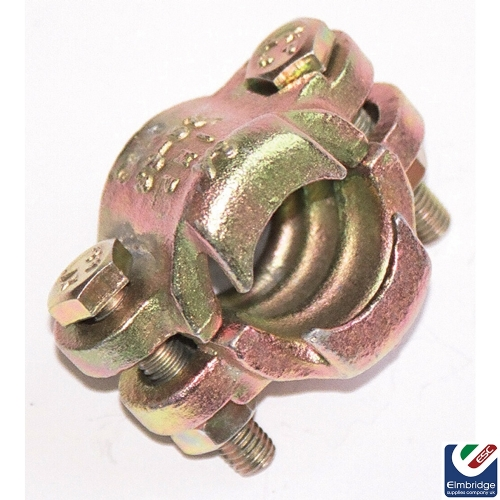 Malleable Iron Zinc Plated Clamps