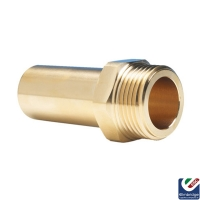 Male Brass Stem Adapter