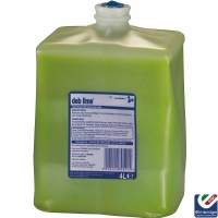 Deb Lime Medium Duty Wash Hand Cleaner Cartridges