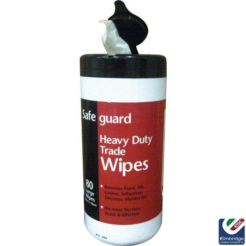 Large Heavy Duty Hand Wipes (Buy 2 get 1 Free!)