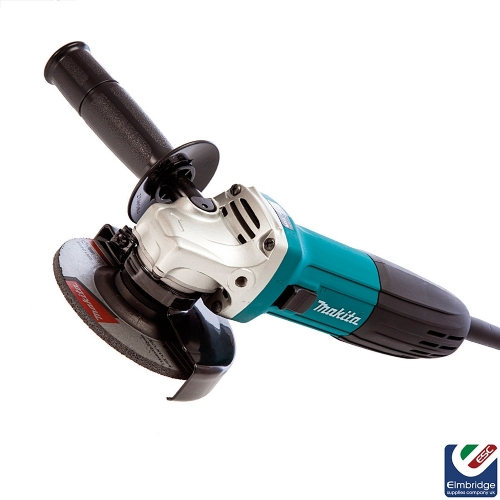 Makita GA4530 4½'' (115mm) Angle grinder