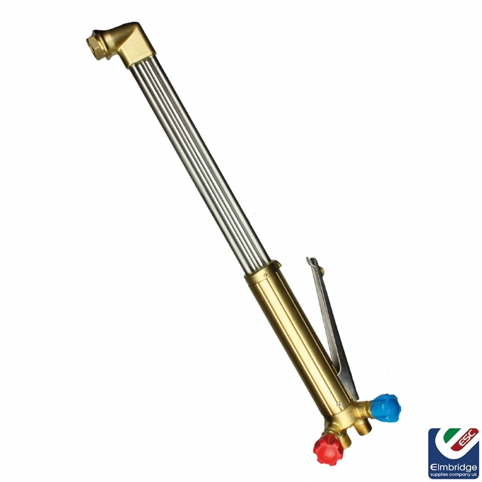 Economy Nozzle Mix Cutting Torches - 75 degree head angle
