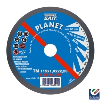 Metal Slitting Discs, Sait-Planet