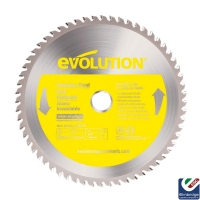 Evolution EvoSaw Blades - Stainless Steel