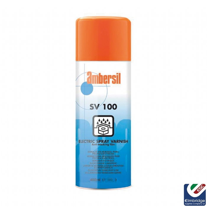 Ambersil SV 100 Red Electric Spray Varnish