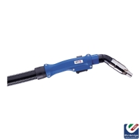 Albicor Binzel RAB Plus - 501 D Liquid-Cooled Fume Extraction FES-200 Torch