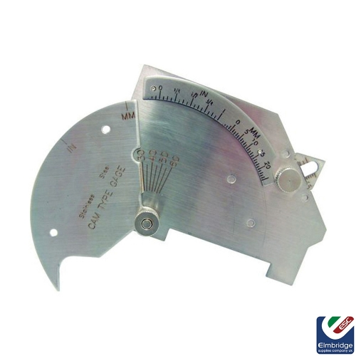 Cam Type Welding Gauge