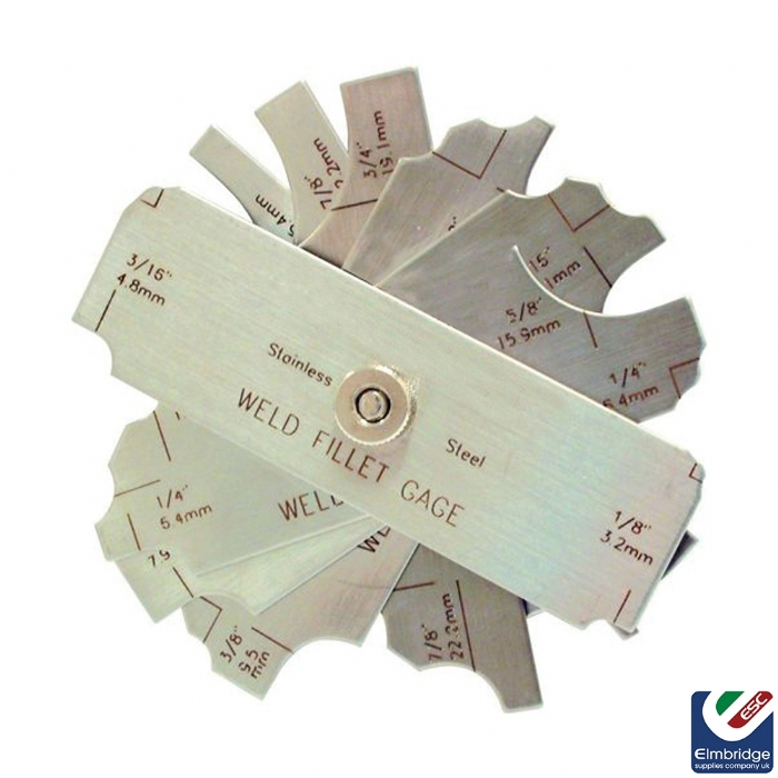 Fillet Gauge Set