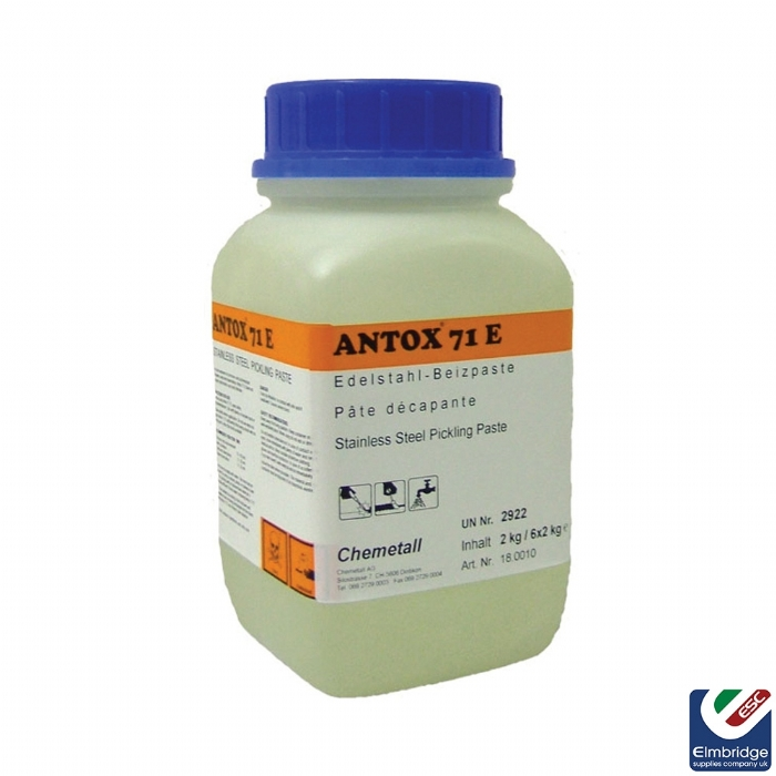 Antox 71E Plus Pickling Paste 2kg