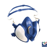 3M 4000 Series Maintenance Free Reusable Respirators - 4251 & 4255