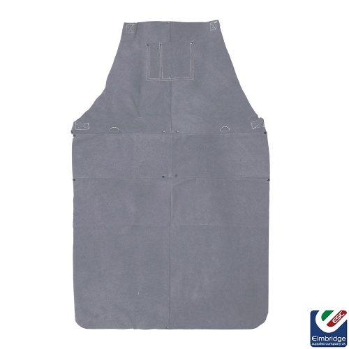 Chrome Leather Apron