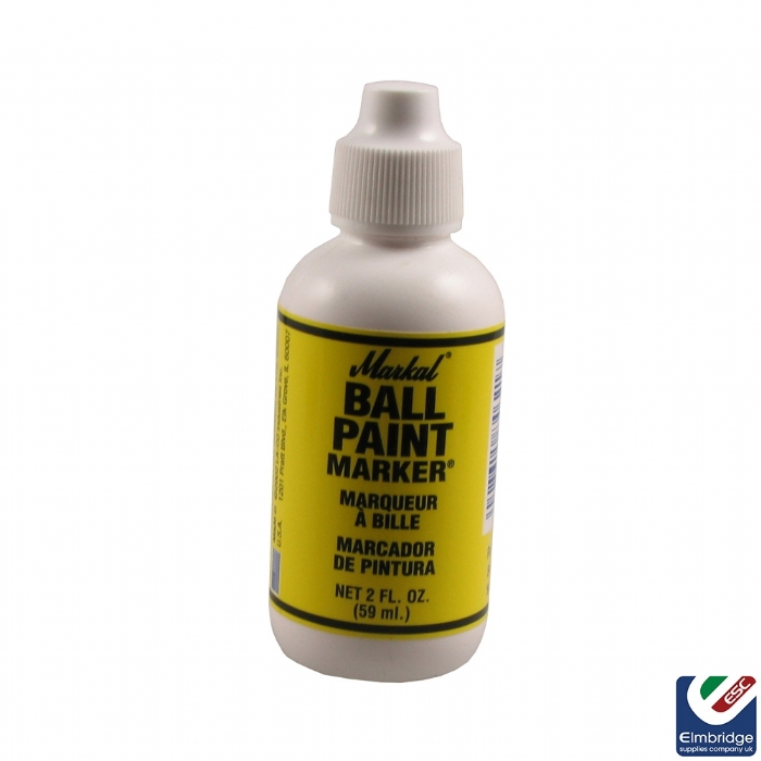 Markal Ball Paint Liquid Markers Yellow