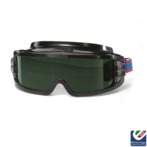 3M Uvex Safety Goggles   Uvex Ultravision Shaded Goggle