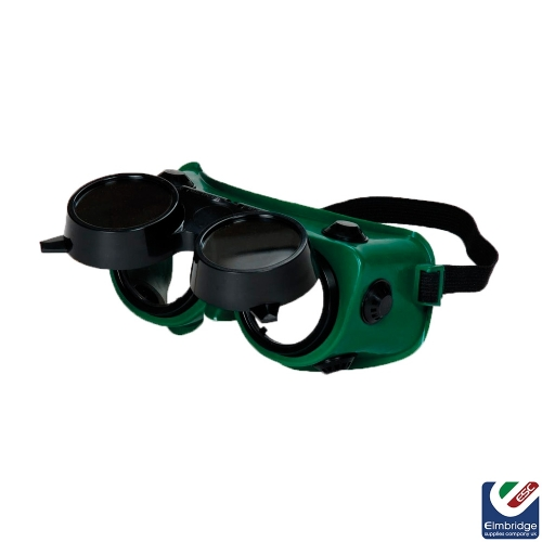 Standard Clear & Shaded Goggles   Flip Front Goggle