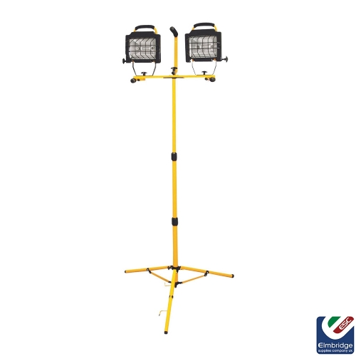 Sitelight with Stand   110v Double Sitelight