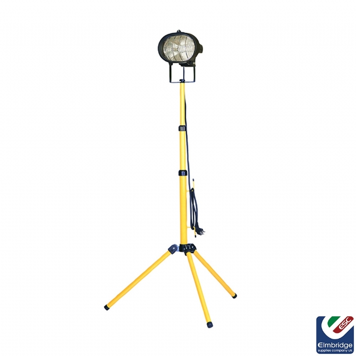 Sitelight with Stand   110v Single Sitelight