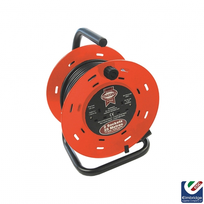 25m Trailing Extension Reel