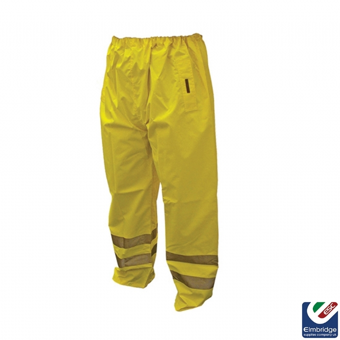 Yellow High Vizability Trousers