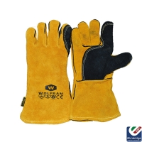 Wolfram Welding Gauntlets - FREE FOOTBALL WITH 10 PAIRS OR MORE