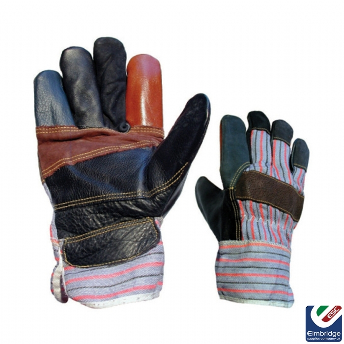 Furniture Hide Rigger Gloves